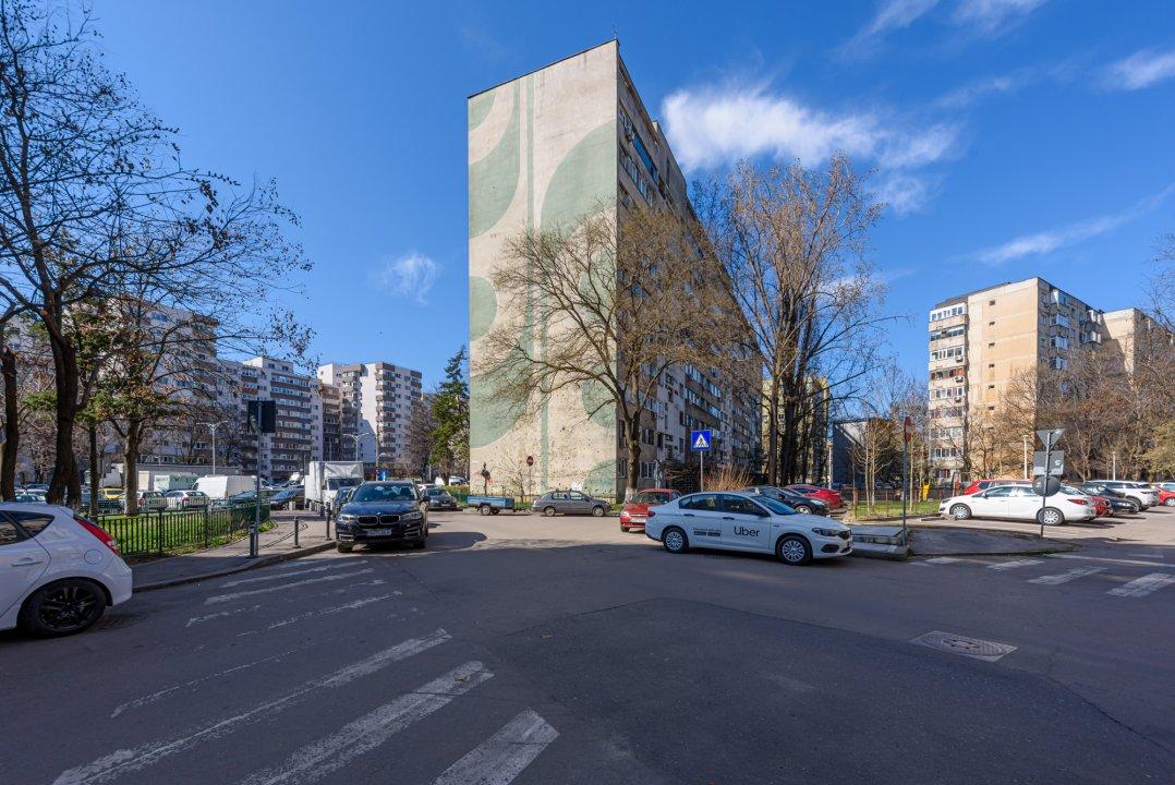 Militari, Metrou Gorjului, Cetatea de Balta, apartament cu centrala termica !