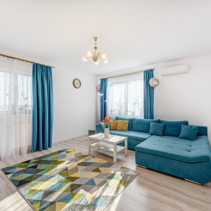 Apartament 3 camere | mobilat si utilat | Bld. Biruintei, Pantelimon