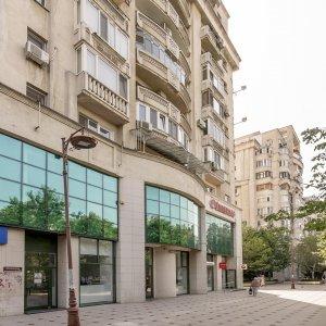 Garsoniera Unirii Piata Alba Iulia stradal bloc mixt