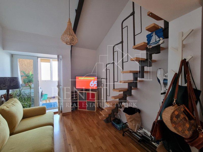 Apartament 3 (+1) camere, cu terasa, Central