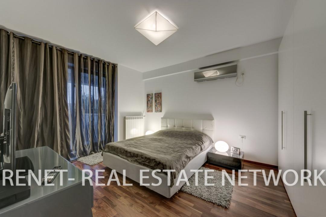 Apartament Pipera Iancu Nicolae ROVERE 130MP cu doua parcari subterane