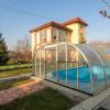 Cea mai frumoasa vila cu livada si piscina acoperita in Frumusani