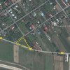 Teren Clinceni, Ordoreanu, 2500 mp, deschidere 109 m