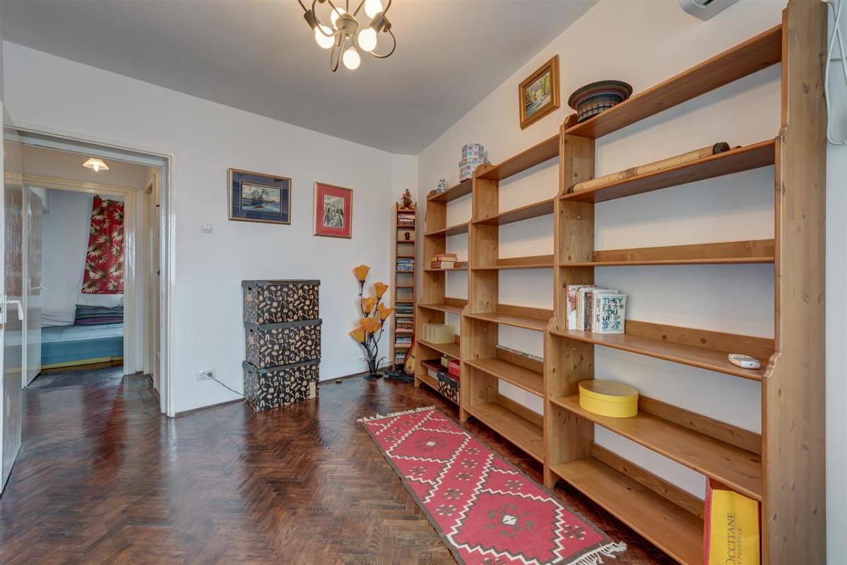 Inchiriere apartament 3 camere Unirii primitor si confortabil