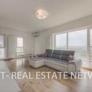Belvedere Residence Apartament 3 camere lux Pipera Tei mobilat utilat