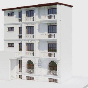 Casa single cu autorizatie de constructie (inaltare, mansardare) Parcul Cismigiu