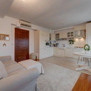 Apartament 3 camere modern, bloc nou, parcare subterana