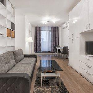 Studio elegant cu terasa, City Point, Aviatiei